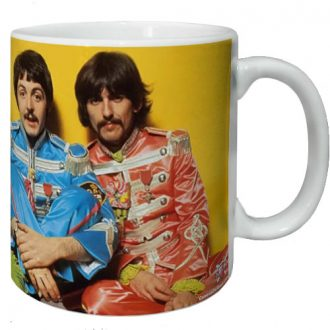Caneca Beatles Sgt Peppers